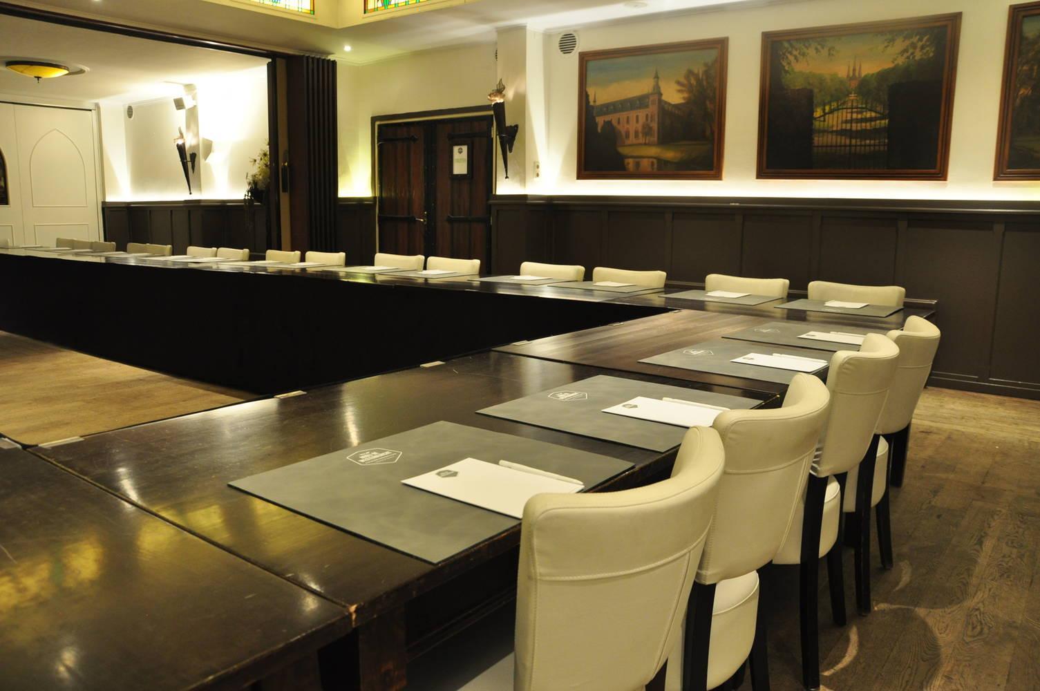 Besprechungen | Ein Raum für jeden Anlass