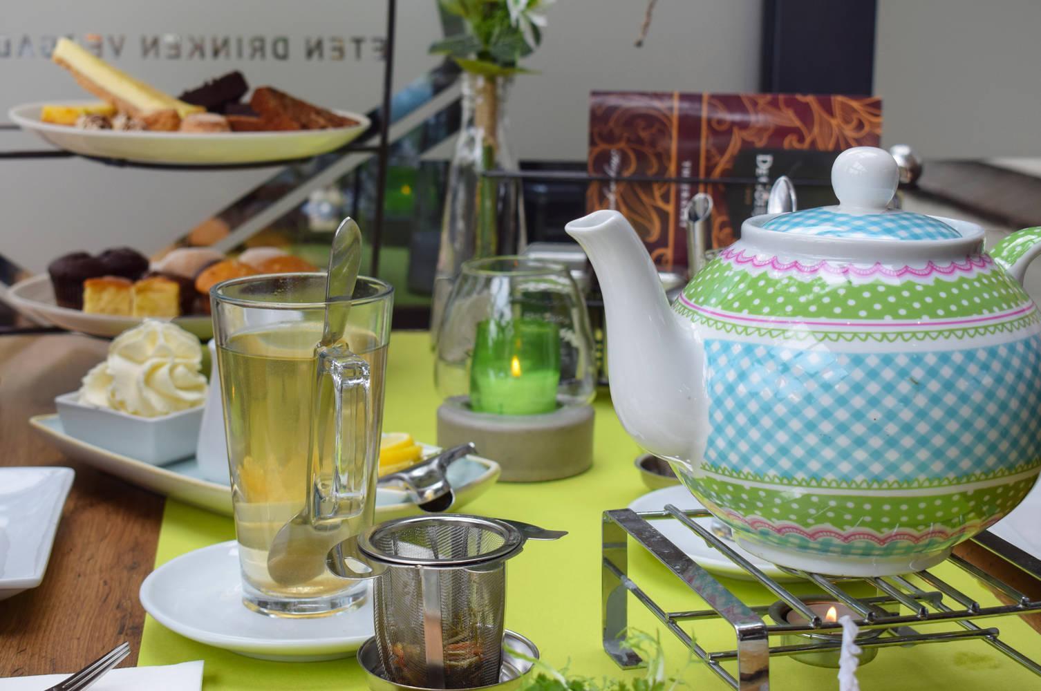 High Tea | mit Familie, Freunden oder Bekannten